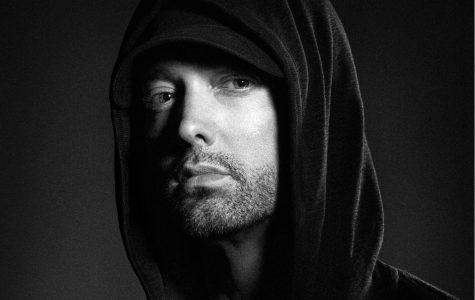 Photograph of renowned rapper Eminem (https://www.rollingstone.com/music/music-album-reviews/review-eminem-lashes-out-at-the-rap-game-on-kamikaze-718628/)