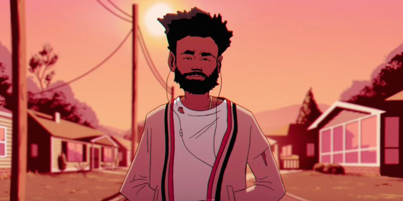 Gambino impresses again with new