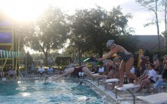 Wiregrass swimming continues their undefeated season