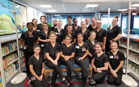 CNA program at Wiregrass begins clinicals