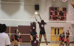 Bulls' comeback in girls volleyball shows resilience