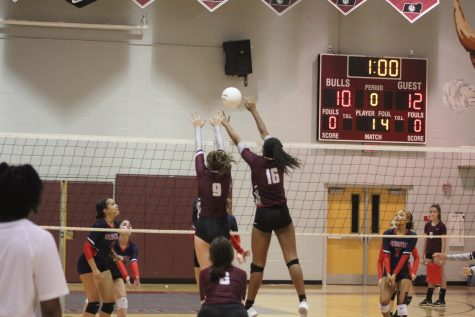Wiregrass girls volleyball take down Fivay