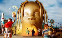 "Travis Scott's ""Astroworld"" storms through the charts"