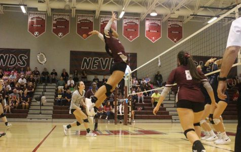 Wiregrass Volleyball loses close match on Senior Night