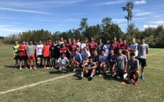 Boys soccer completes tryouts