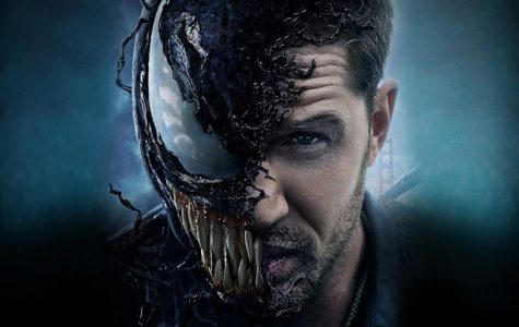 Official poster for Venom