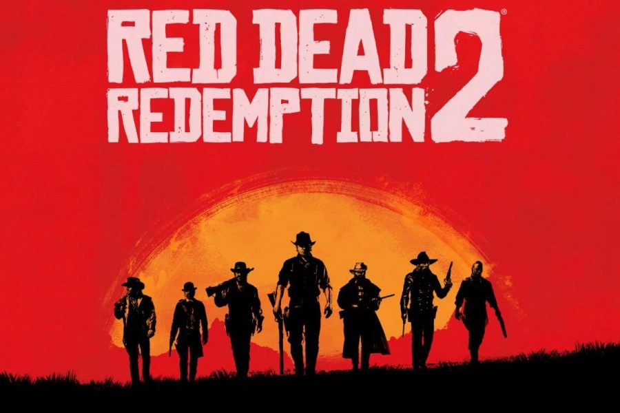 The cover art that Rockstar used to tease the game.