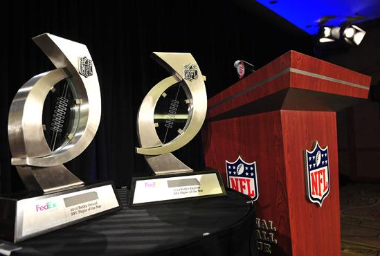 The NFL Mid-Season Awards