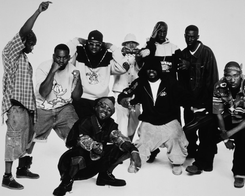 All members of Wu Tang but the late ODB appear on Wu Tang Forever