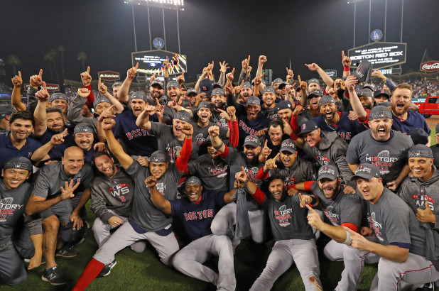 The+Boston+Red+Sox+win+the+2018+World+Series