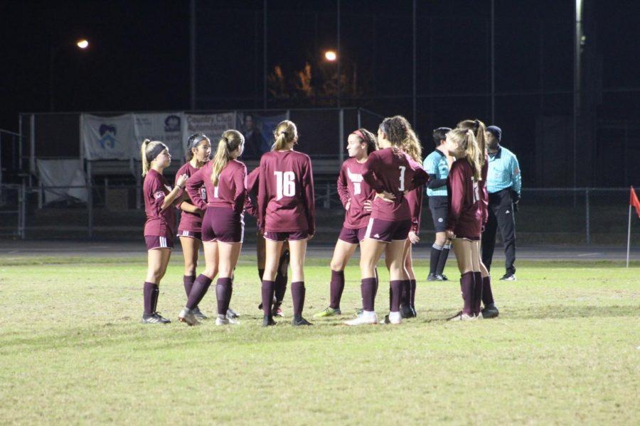 Girls+Soccer+vs.+Land+O+Lakes