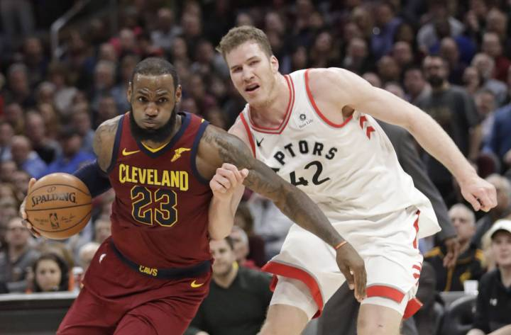 The LeBron James led Cavaliers would sweep the Toronto Raptors out of the playoff, upsetting the franchise and its fans.