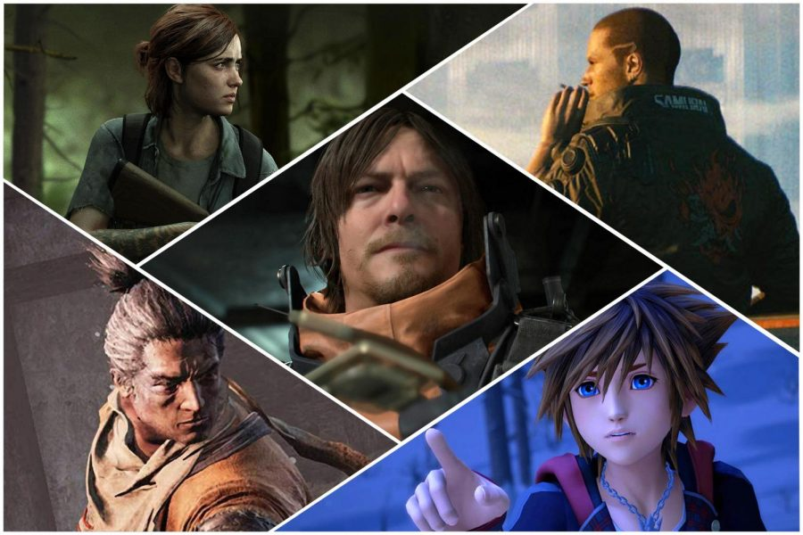 Some+of+the+most+anticipated+games+of+2019.