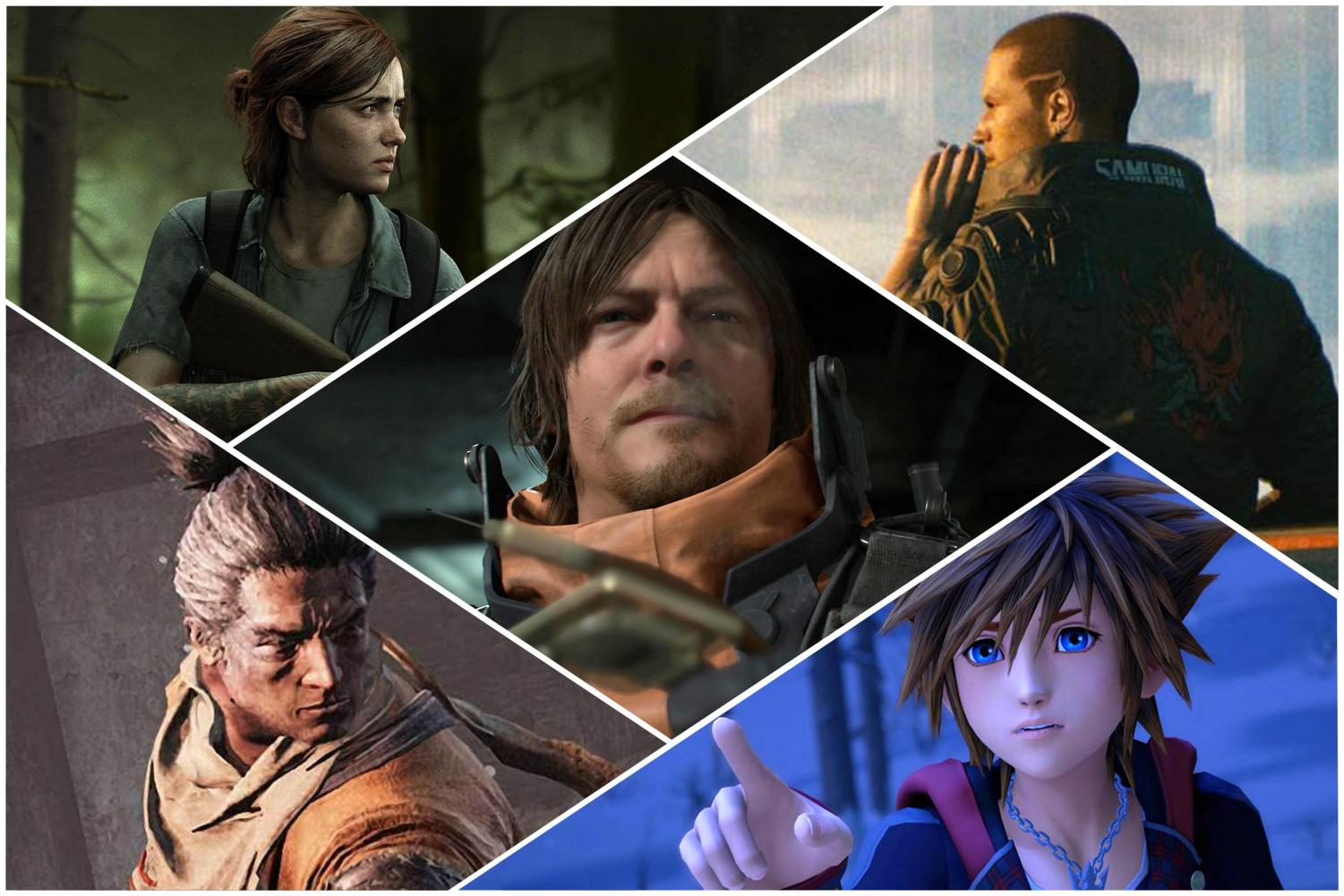 Some of the most anticipated games of 2019.