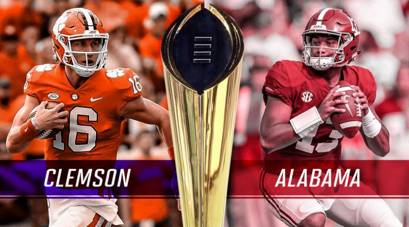 Clemson faced Alabama in a blowout that will be remembered for ages.
