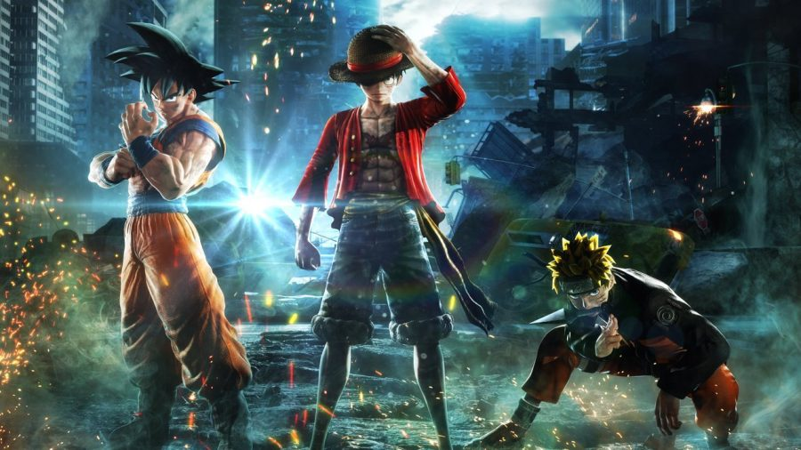 Jump+Force+is+exploding+on+to+the+fighting+game+scene+with+beloved+anime+characters.