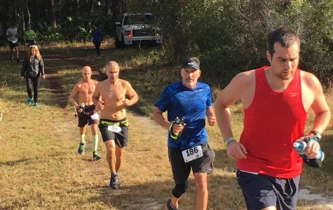 Cuviello conquers the Long Haul 100 mile race