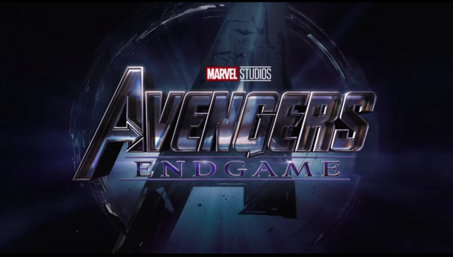 Logo for the new, and potentially last, Avengers film.