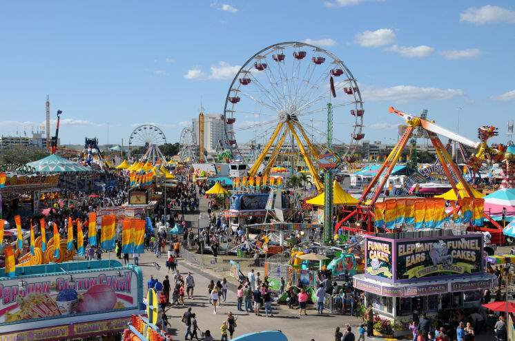 The+Florida+State+Fair+has+many+rides+and+fun+games.