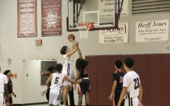 Boys' Basketball blowout the Pasco Pirates