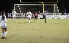 Girls soccer wins District Quarter Final game against Wharton