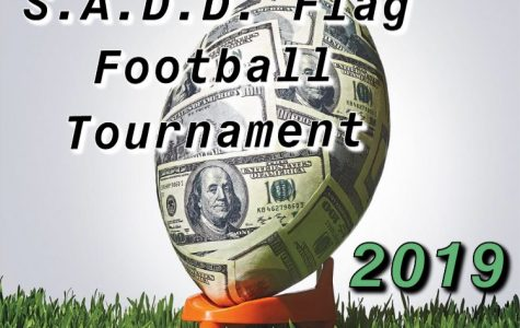 Flag Football Tournament gives students a chance to win scholarship money