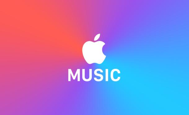 Appel music logo.