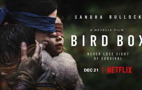 The Banner Of Bird Box