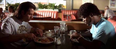 Image result for pulp fiction jules eating