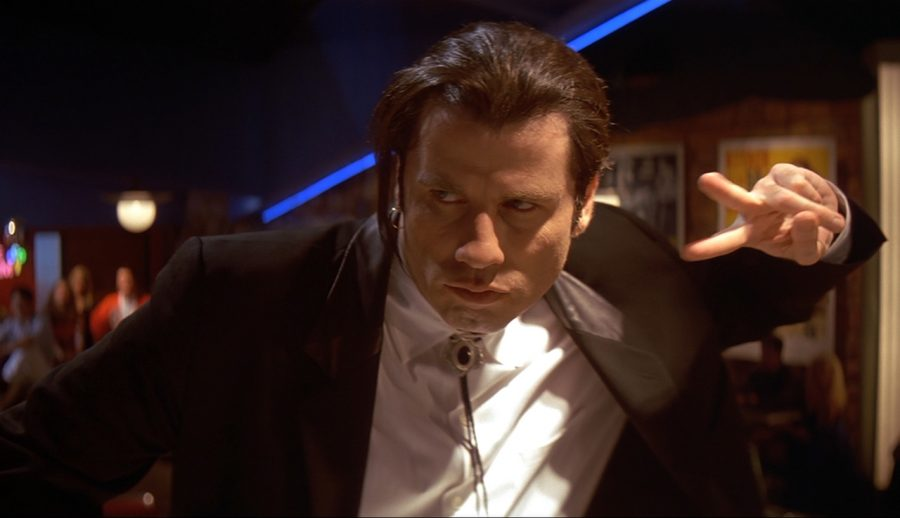 Image+of+John+Travolta+as+Vincent+Vega.