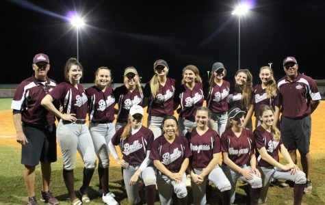 Bulls softball dominate Cypress Creek