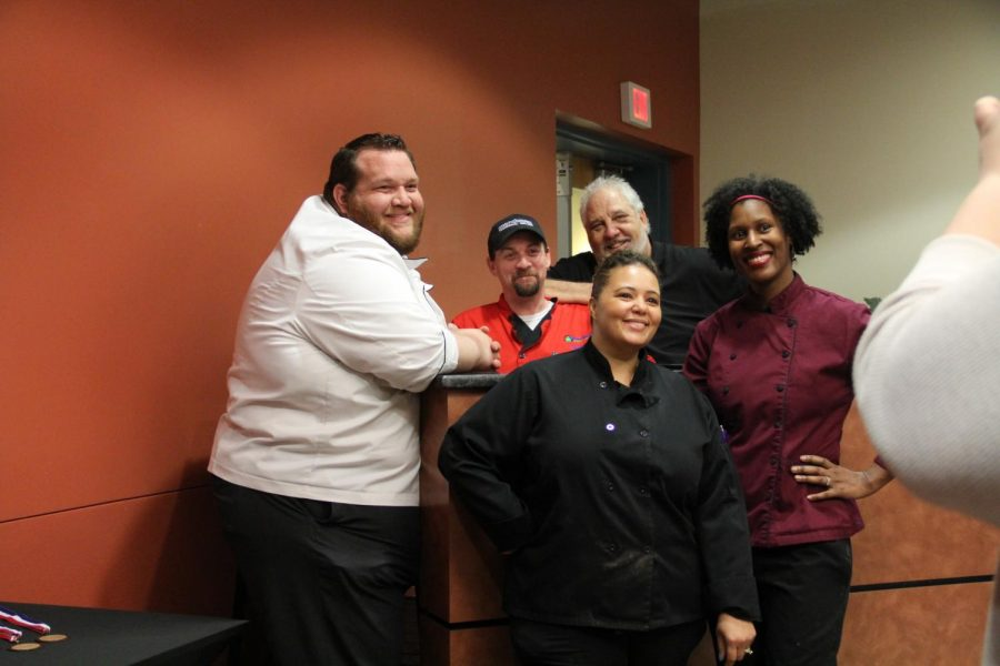 The culinary instructors from each program.