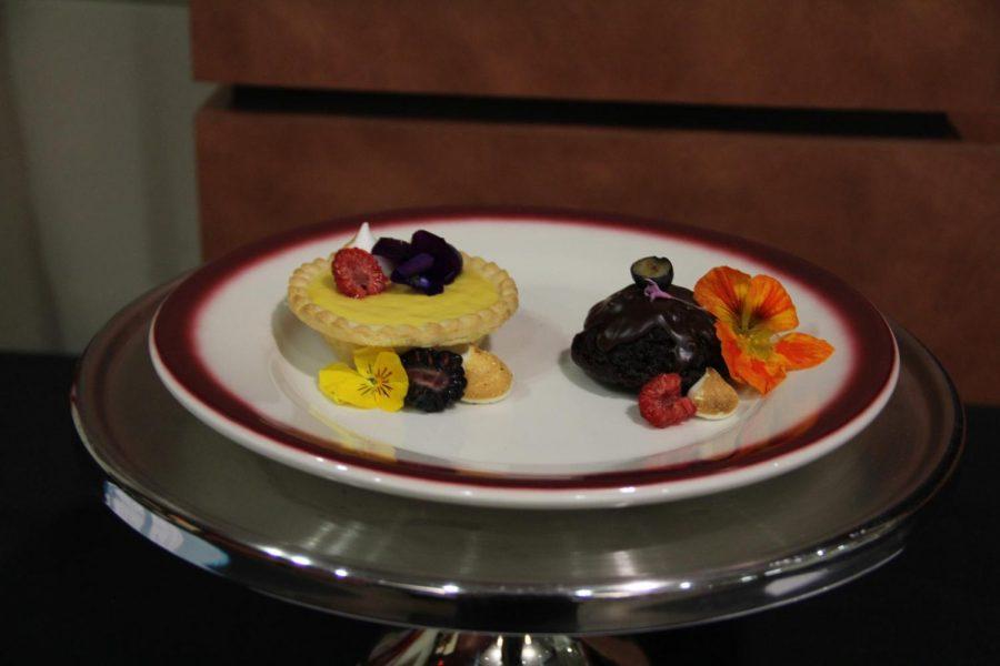 Wiregrass teams dessert entitled Paradise.