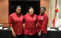 Culinary program competes in dessert competition