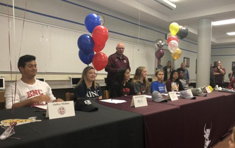 Wiregrass Ranch Winter Signing Day