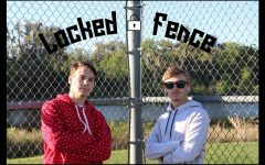Locked Fence podcast with hosts: Nathan Thayer and Casey Moran.