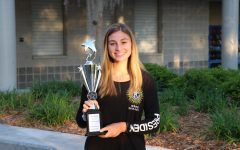 Key Club President wins Key Clubber of the Year Award