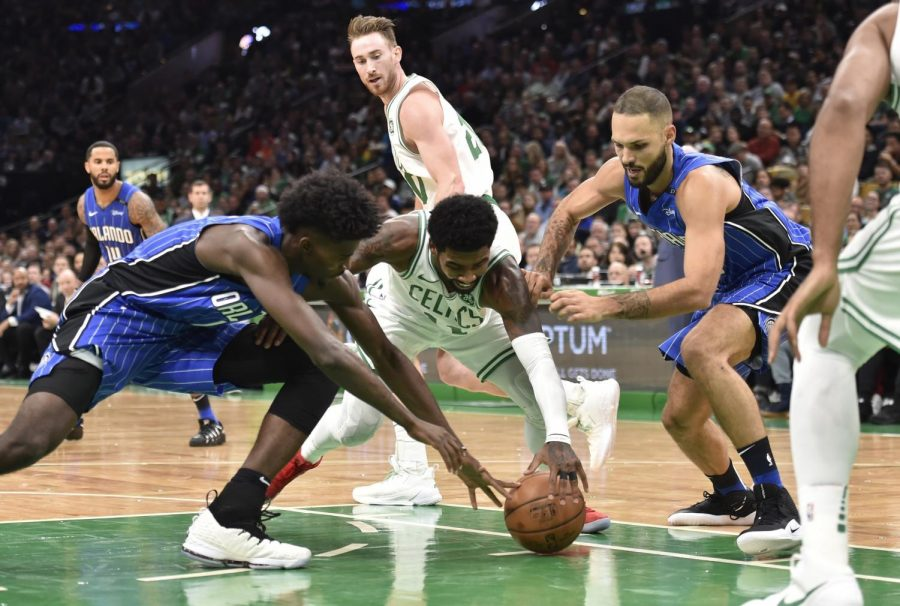 This season, second-year forward Jonathan Isaac has been a defensive cog for the Magic, limiting offensive opportunities for opposing teams.