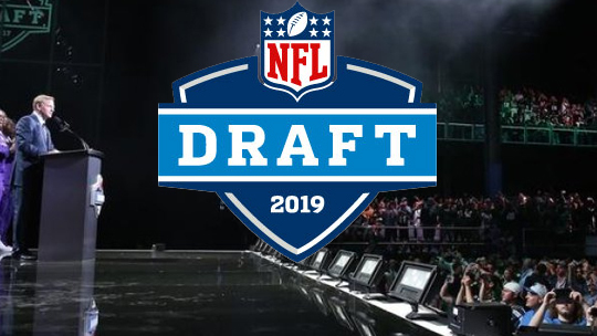 Round 1 of the NFL draft took place on April 25th in Nashville, Tennessee.