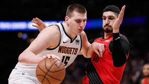 Nikola Jokic played hard for an hour and five minutes (65 minutes) as the Nuggets and Trailblazers battled for 68 minutes in a quadruple OT game.