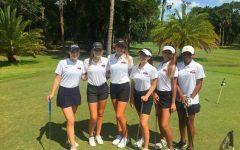 Girls Varsity Golf continues their winning streak