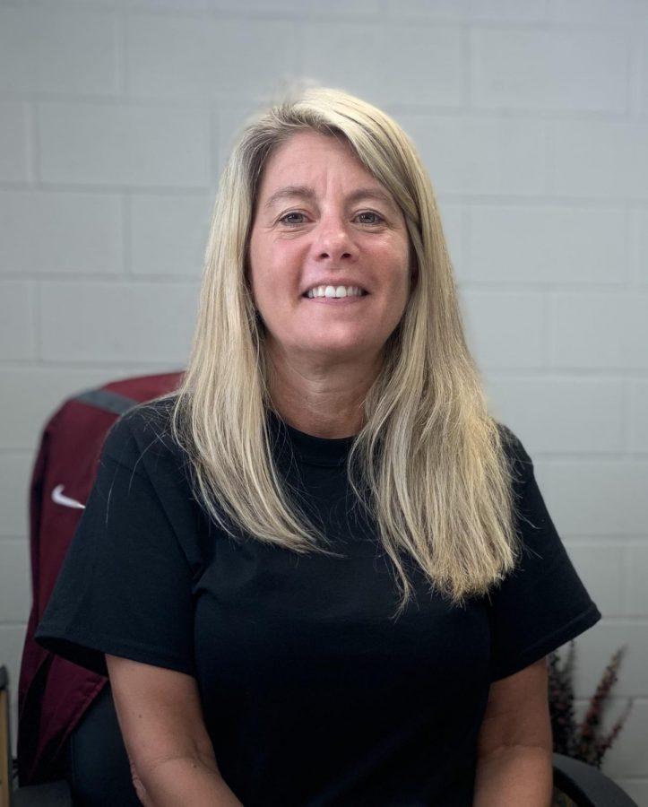Class of 2022 Assistant Principal, Cindy Jack.