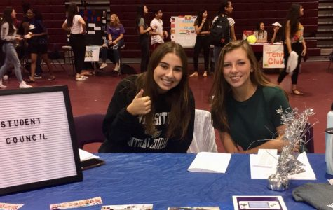 Club showcase helps unify students
