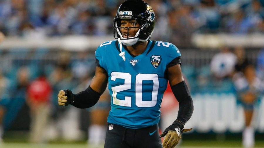 Jalen Ramsey will trade in his Jacksonville Jaguars uniform for the Rams.