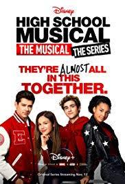 Cast of new original series.