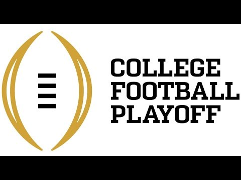Logo for the College Football Playoff