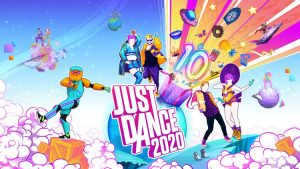 This is one of the covers for Just Dance 2020.