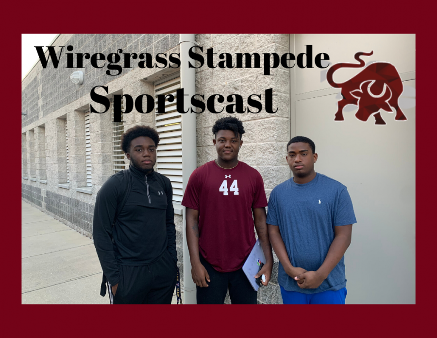 Wiregrass+Sportscast+podcast+discusses+all+the+latest+sports+news.+