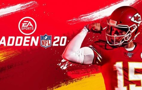 Madden 20 opening screen image of the game.