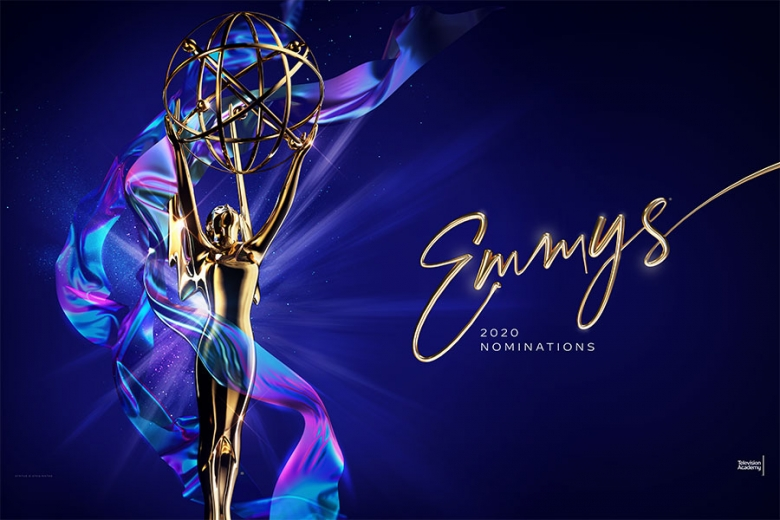 The+Promotional+advertisement+for+the+2020+Emmy+Awards+airing+on+September+20.